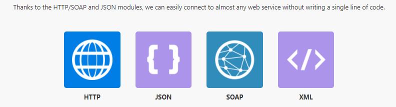 modules http json integromat